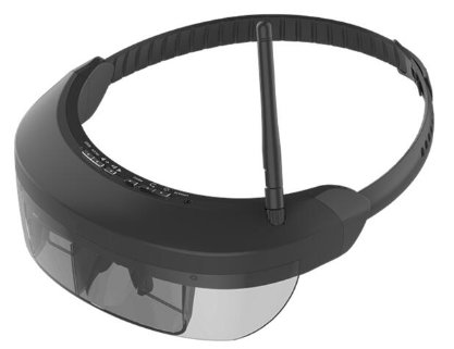Newest 5.8G 40ch HDMI FPV Goggle for Dji Drone