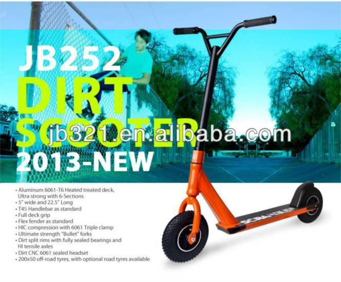 2013 New Gasing Scooter,Dirt Scooter,Stunt Scooter(OEM Available)