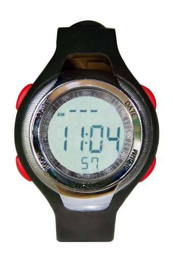 W126 Heart rate monitor/pluse measuring watch