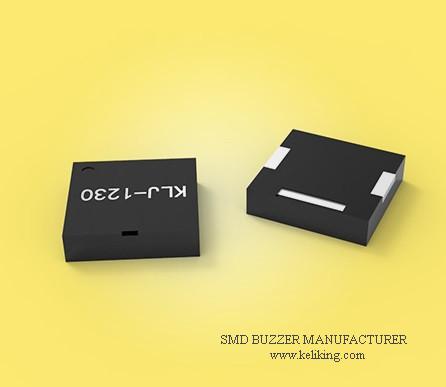 External Drive Piezo SMD Buzzer Audio Transducer KLJ-1230