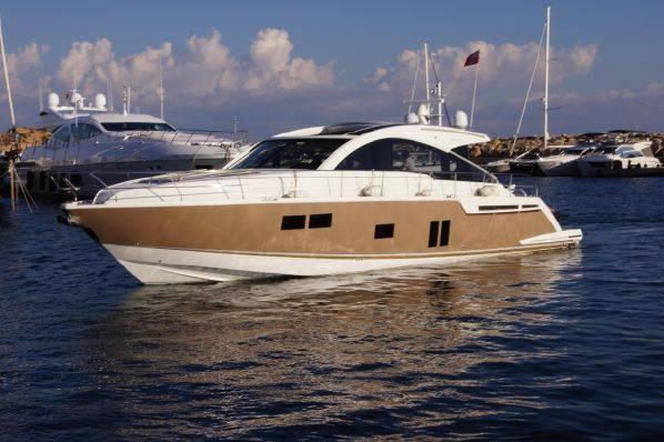 Fairline Targa 58 Yacht, 2010, Ref YT8875