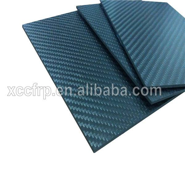 RC model Application universal carbon fiber flat bar carbon fiber penal 500*600*4mm