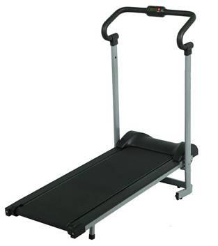 LV1002 Manual Treadmill