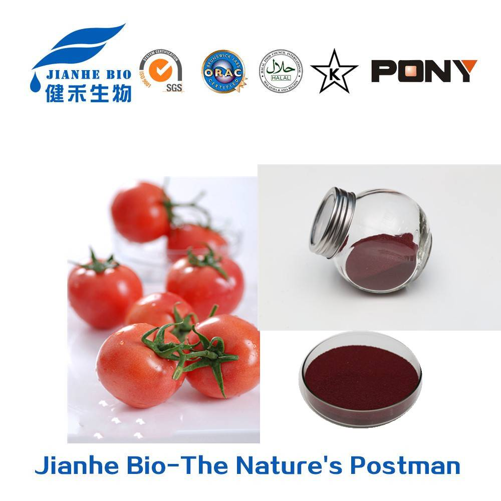 Natural Pigment Tomato Extract Lycopene