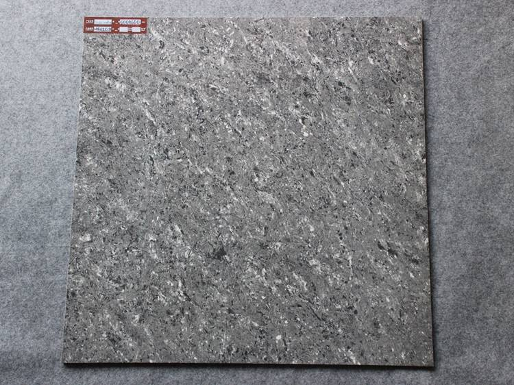 Grey Color Tile Manufacturer Crystal Double Loading Series Polished Tile 3d wallpapers