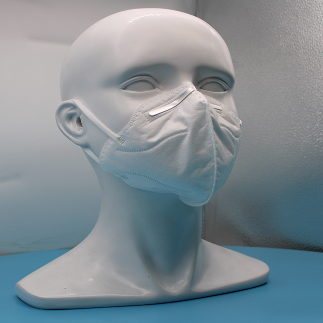 white list Manufacturer 5 layers Approved Reusable Face Mask KN95