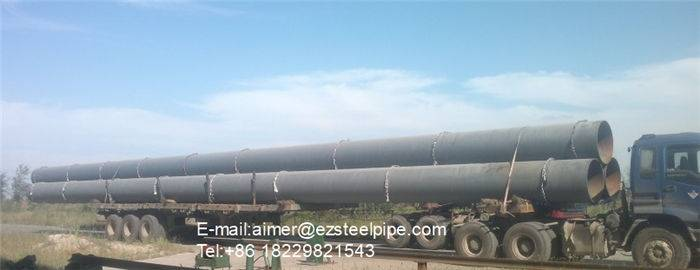 AWWA C200, Steel Water Pipe