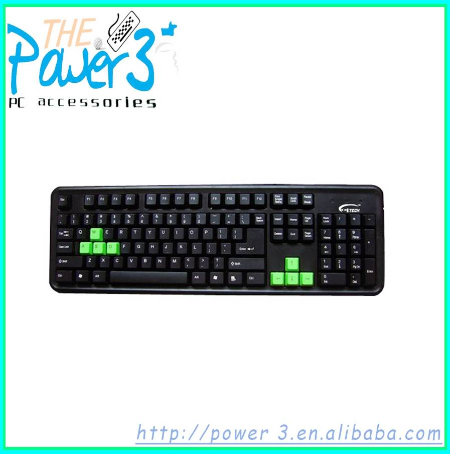 mini razer wired keyboard arabic with custom silicone cover