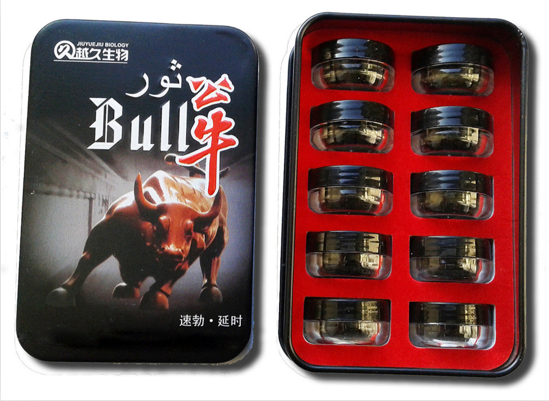 Bulls Sex Pills Penis Enlargement Delay Care for Men