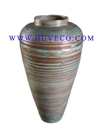 Bamboo Decor Vase