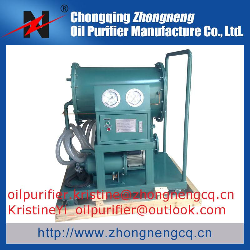 Portable Oil Purifier for Diesel Fuel  Series TYB