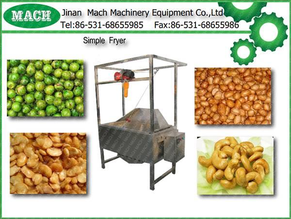 nuts snacks fryer