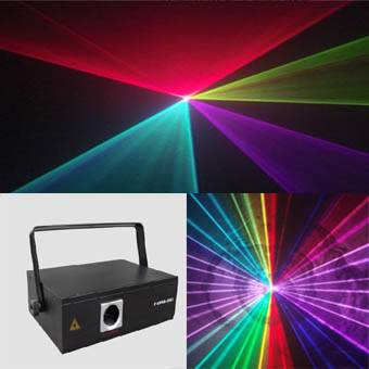 1.5W RGB Animation laser light for sale