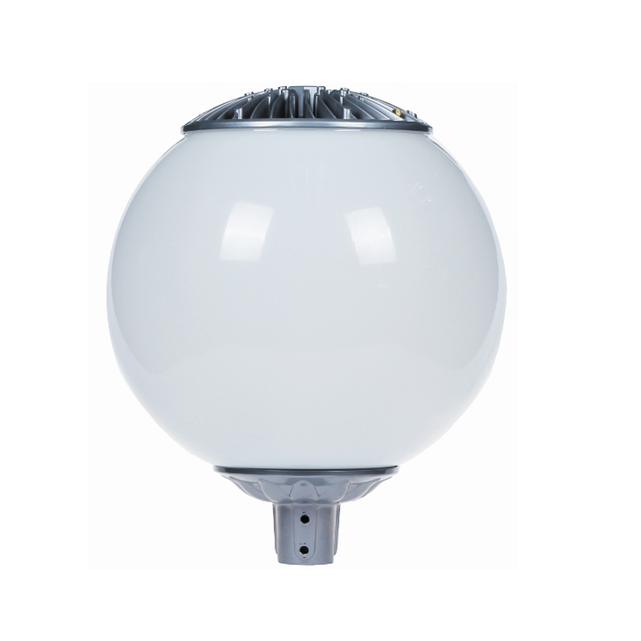 Pole top light led for street, road, garden and bridge.