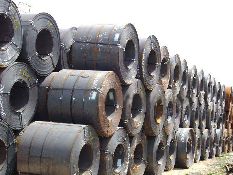 HRC- Hot Rolled Steel Coil - SS400 SPHC A36 promotion, Chinese origin, low price offer