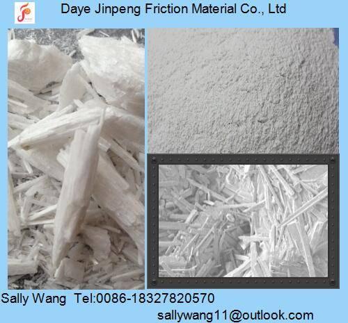 rubber plastic and coating application super fine wollastonite