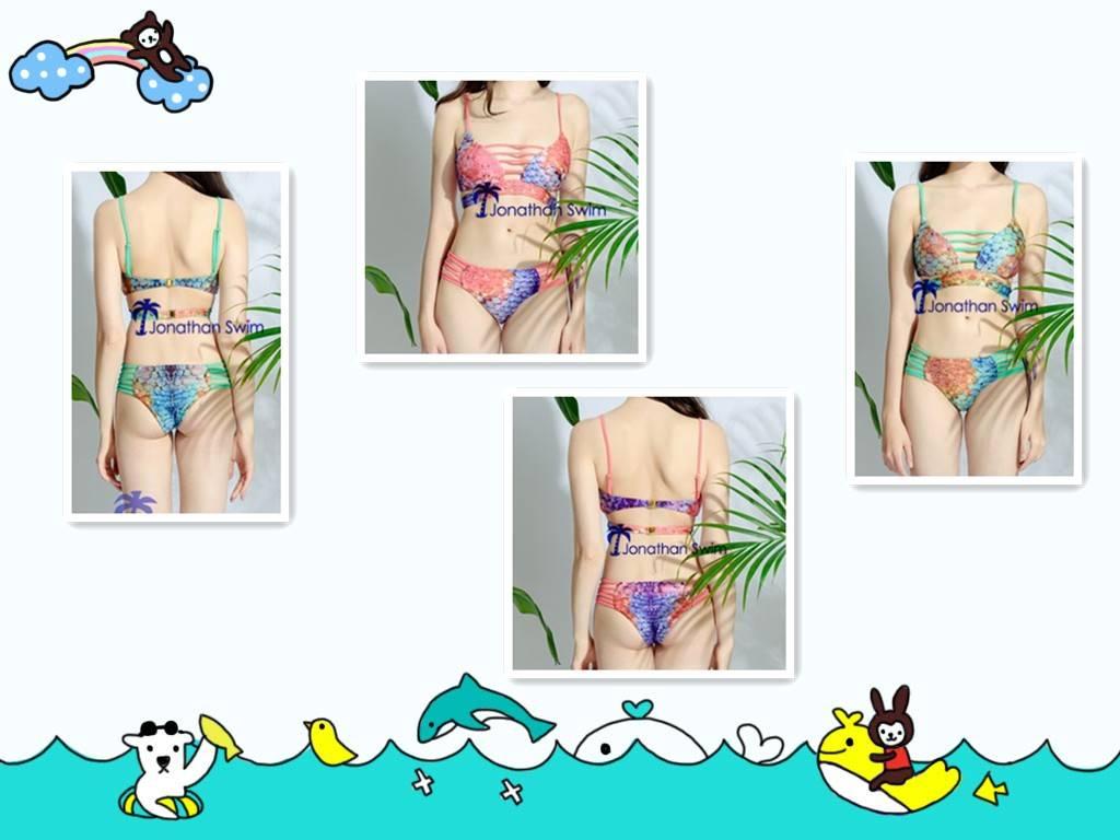 2017 new style mermaid swimwear sexy
