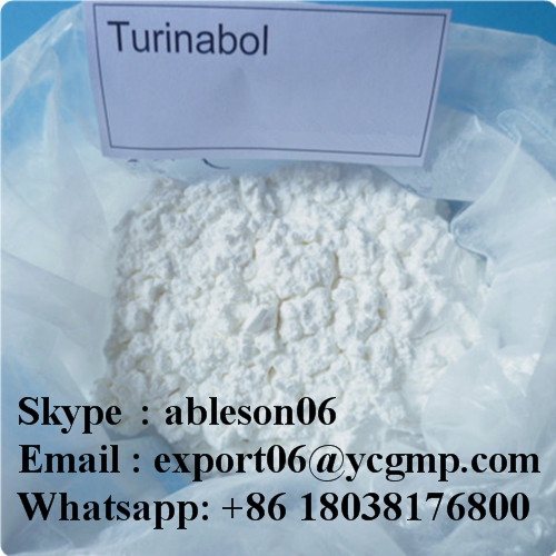Oral Turinabol Anabolic Androgenic Steroid Muscle Build Enhancer