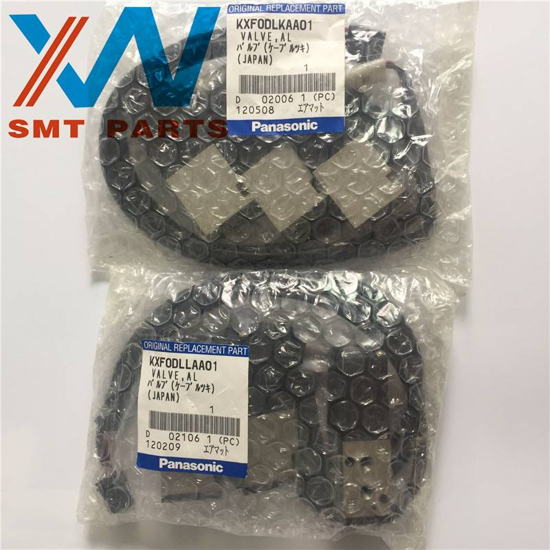 Panasonic SMT machine spare parts DT401 valve KXF0DLKAA01