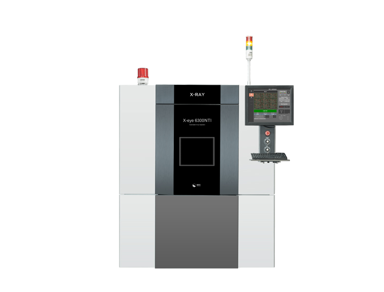 X-Ray Inspection System: X-eye 6300AXI from South Korea