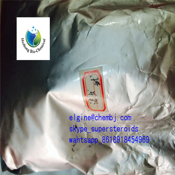 High Purity Bodybuilding Anabolic Androgenic Steroid Methenolone Acetate