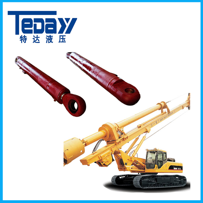 Good Quality Hydr Cylinder for Rotary Drill with Factory Price