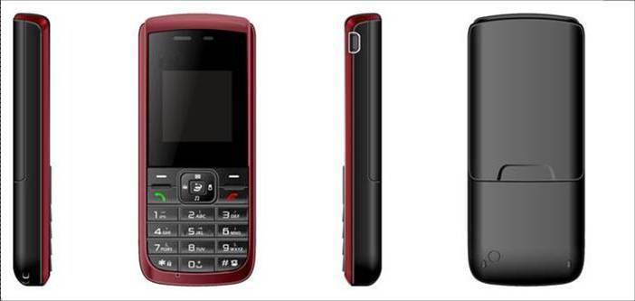 CDMA 800MHZ cheap music phone