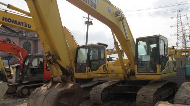 Second hand Komatsu Excavator PC200-8EO,used good excavator