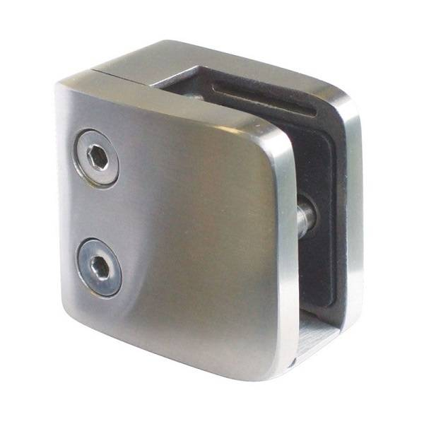 Stainless Steel Square-type Glass Clamp