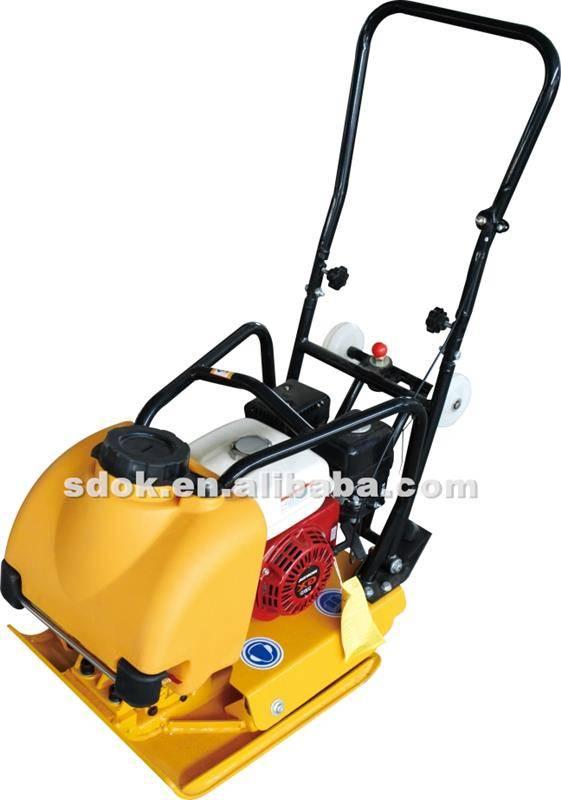 petrol plate compactor,OKIR-20 vibratory rammer compactor landfill vibratory plate compactor
