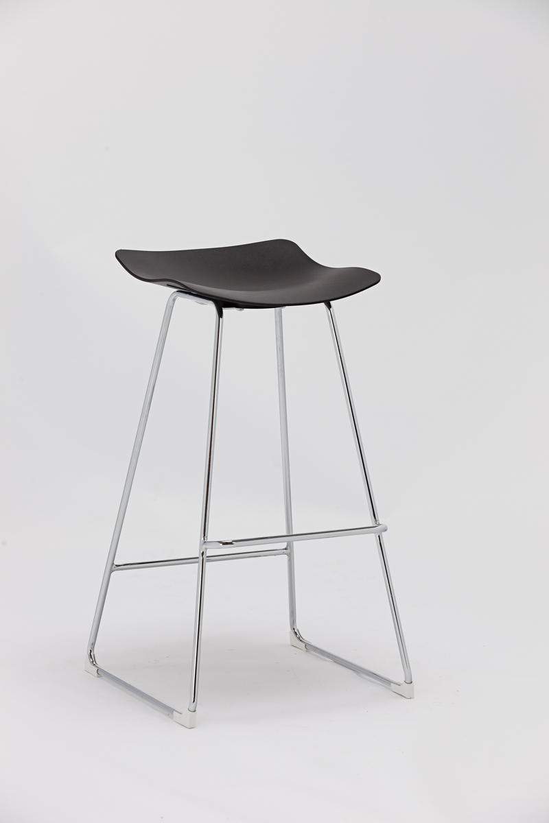 JX-139 plastic leisure bar stools
