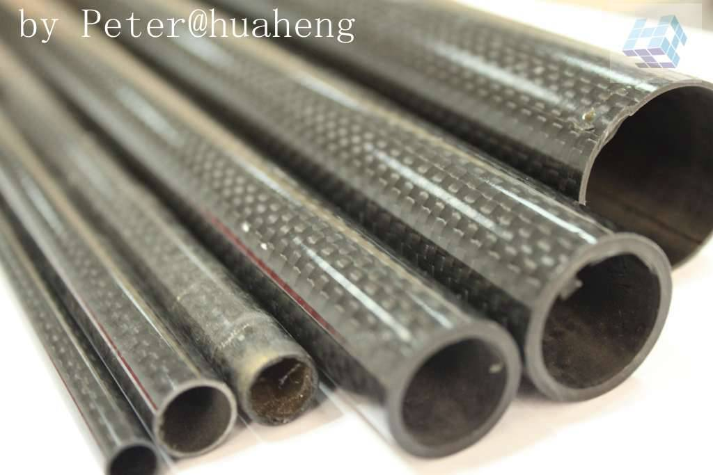 high performance carbon fiber tube