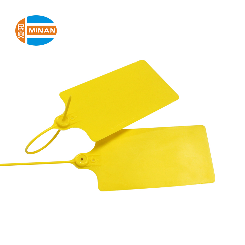 MA - PS 6003 High Security tamper proof pull tight plastic seal for bags