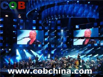 new super thin rental led display for concert stage rental LED Panel