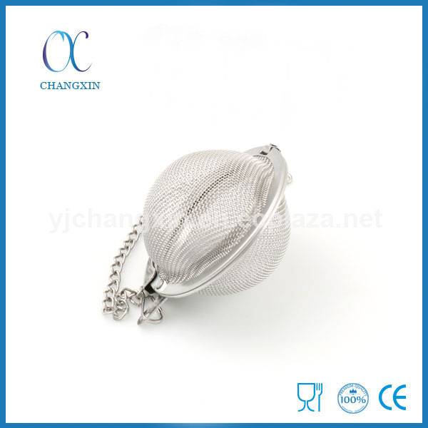 Hot Selling High Quality Stainless Steel Tea Ball Infuser Mesh Tea Ball