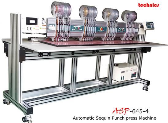 [ASP-645-4]auto punch press machine.