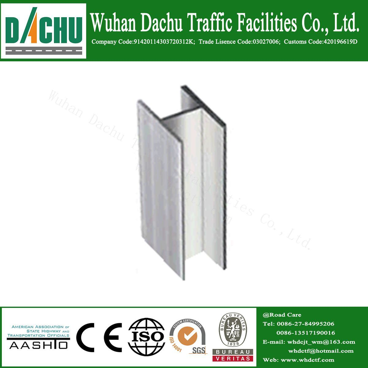 [Hot Sale]American Standard guardrail spacer China Supplier