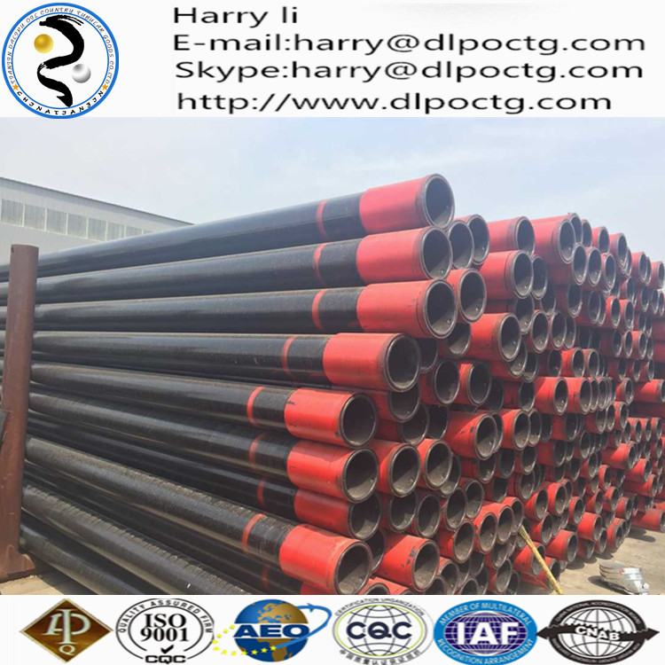 NPT to nps pipe nipple j55 surface casing copper tube