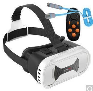 Smart glasses vr box immersive virtual reality helmet headset adjustable mirror glasses vr