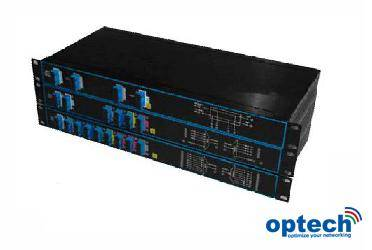 8 Channel CWDM MUX/DEMUX Multiplexer