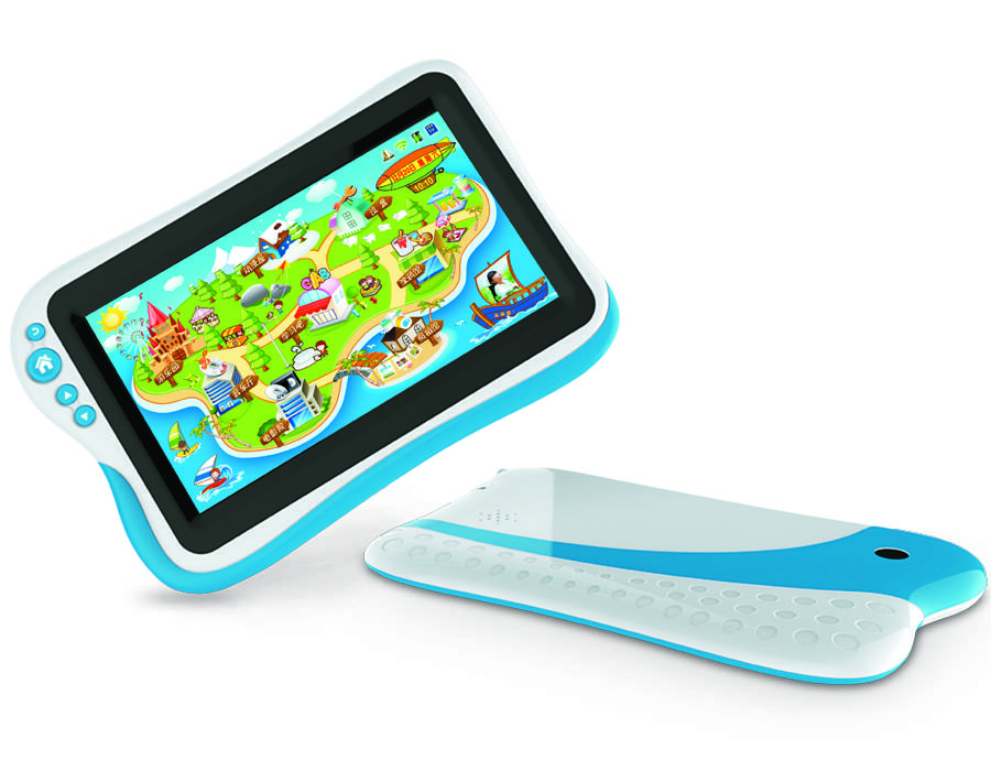 The Unique High Quality Tablet PC For Kids Babies or Children