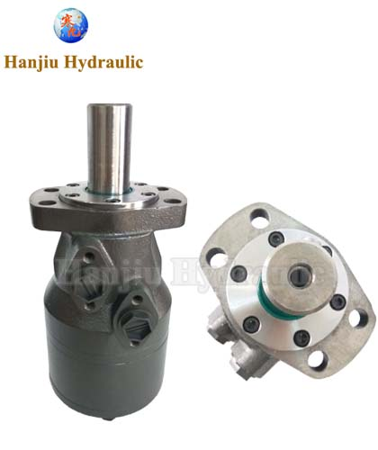 BMH Orbit Hydraulic Motor Reliable Operation For Construction Machinery