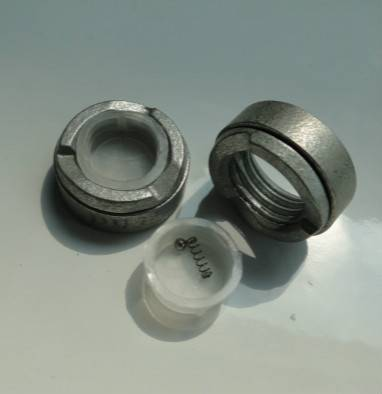 round manufacture electrical steel tower nut