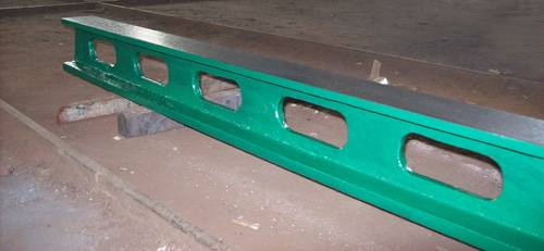 Real Material Quality Trustworthy Leveling Tool Ruler Cast Iron Straight Edge