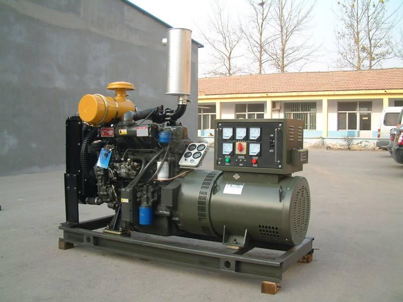 50kw diesel generator set