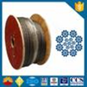 8x19 Wire Rope