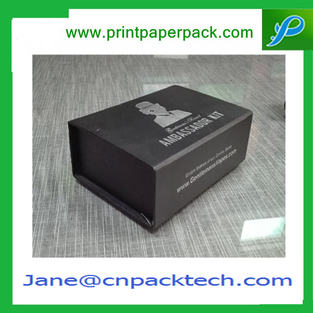 Customized Printing Rigid Cardboard Set -Up Boxes Paper Packaging Gift Boxes Magnetic Box