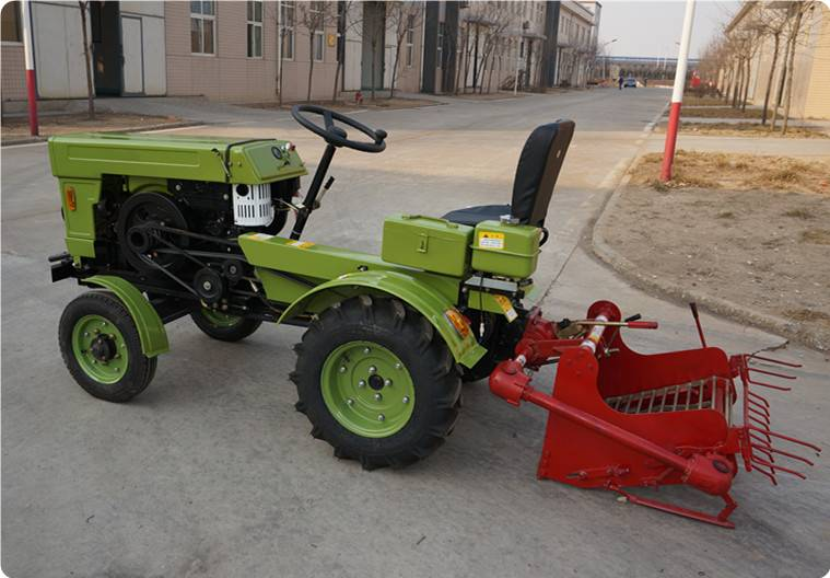 2015 best price and good potato harvester for sale