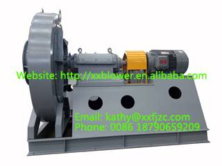High Capacity AC Electric Y 5-47 Series Centrifugal Blower Fan