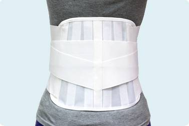 Mesh Back & Lumbar Support- king kong medical